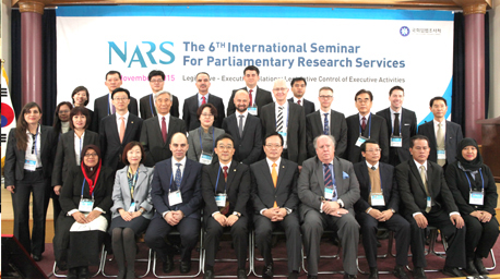 NARS Successfully Holds the 6th International Seminar for Parliamentary Research Services
