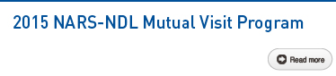 2015 NARS-NDL Mutual Visit Program Read more