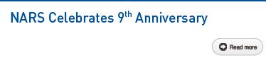 NARS Celebrates 9th Anniversary Read more