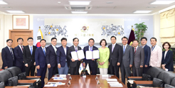 NARS signs MoU with the Seoul Metropolitan Council