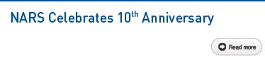 NARS Celebrates 10th Anniversary Read more