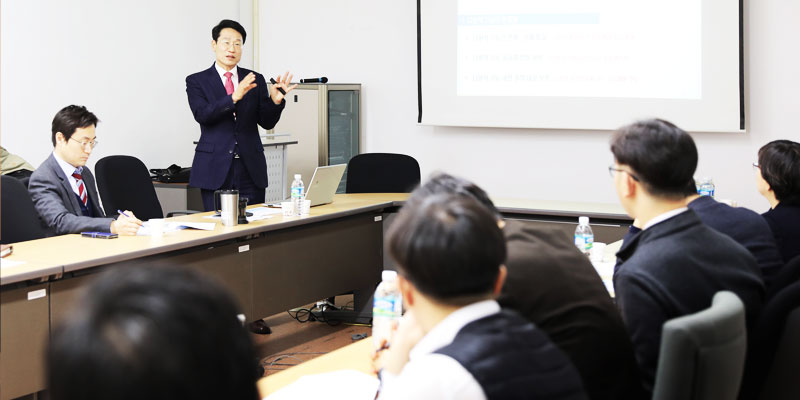 「농수산업과 농어촌의 공익적 기능 및 가치 제고 방안」 연속 간담회 개최 사진