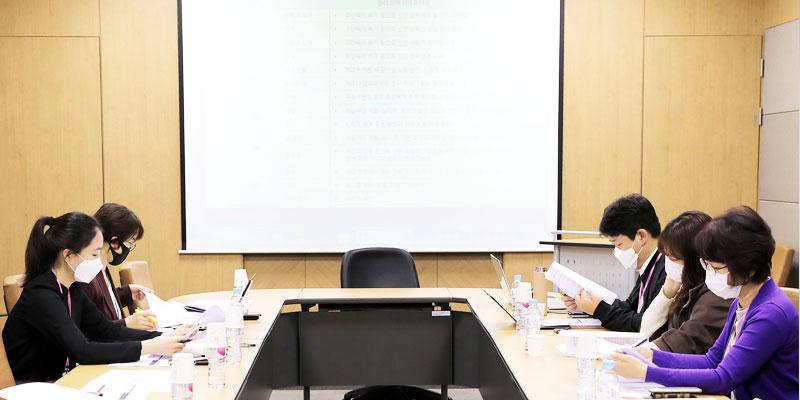 「수용자 가족 및 자녀 지원을 위한 입법ㆍ정책 과제 」전문가 간담회 개최 사진