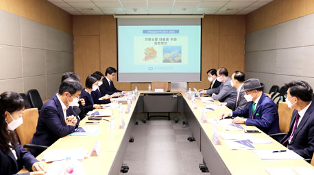 제7대 김하중 국회입법조사처장 퇴임식 사진