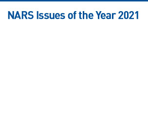 NARS Issues of the Year 2021 Read more