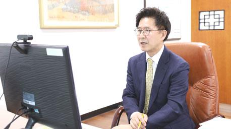 국회입법조사처 설립 14주년 개청기념식 사진